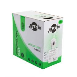 Витая пара Atcom Premium UTP Lan cable CAT5E  (UTP 0,5mm CU  за бухту 305 м)