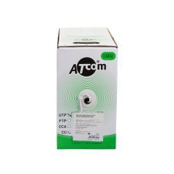 Витая пара Atcom standard UTP Lan cable CAT5E оптом