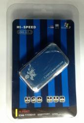 концентратор USB HUB TD707 купить по низкой цене в Украине