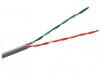 Кабель Вита пара Standard UTP cat5e (0,5 мм, CCA, довжина 305 м) - 2 пари