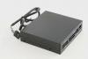 Кардридер внутренний all in 1 + USB 2.0 port ,  черный пластик USB 2.0. В упаковке.